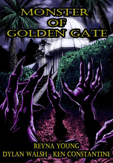 Monster of Golden Gate DVD